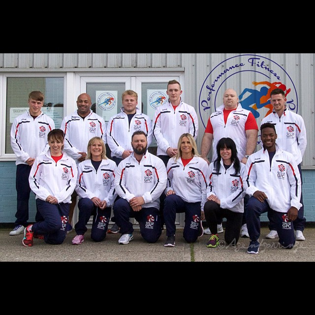 eastbourne gyms - performance fitness powerlifting team