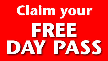 Free DAY PASS Red