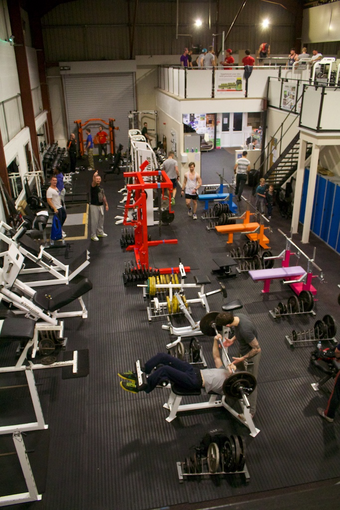 performance fitness gym eastbourne